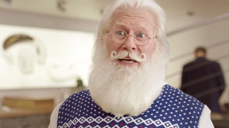 Swisscom – Santa Clause 2014