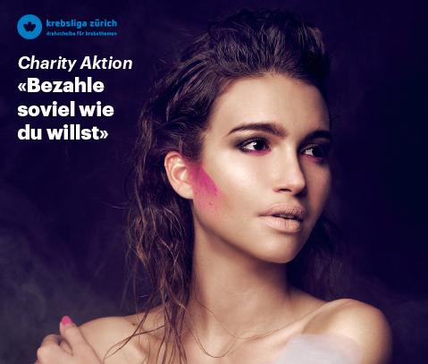 Charity für die Krebsliga Zürich 2015